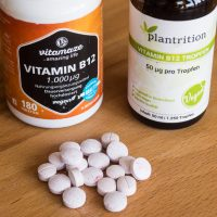 vitamin B12 supplements